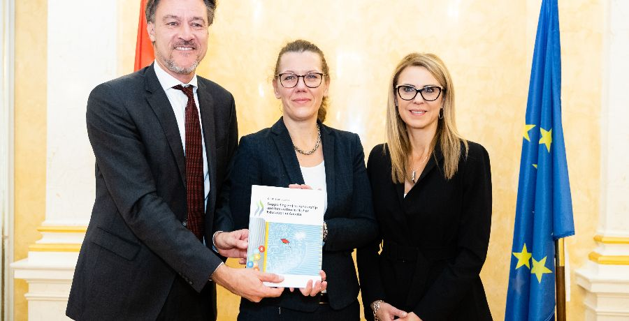 "OECD-Länderstudie ""Higher Education Innovate – Country Review Austria"""