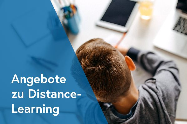 Angebote zu Distance-Learning